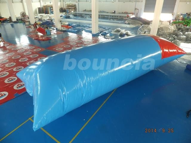 Water Blob Jump , Inflatable Water Jumping Pillow For Water Trampoline