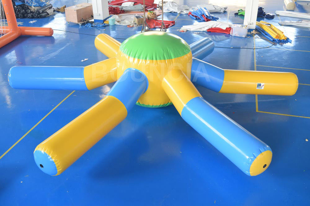 Inflatable Water Sport Games / Inflatable Water Floating Toys For Pool