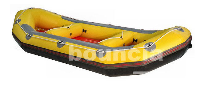 Commercial Grade Durable Inflatable Rafting Boat / White Water Raft