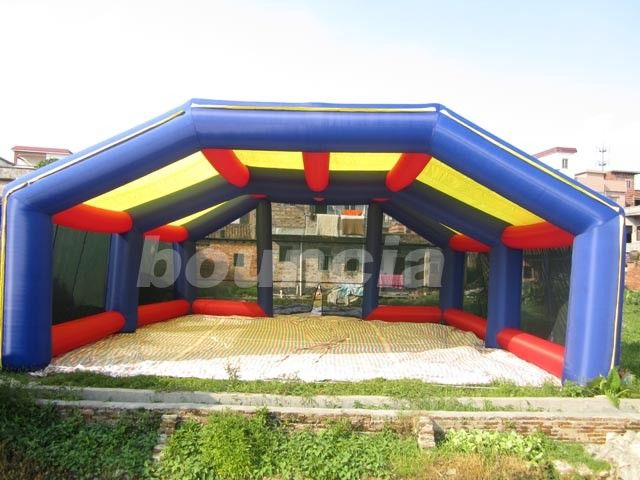Water Proof Durable Inflatable Paintball Field For Paintbll Sport Games